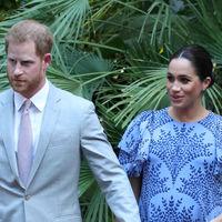 Meghan Markle y el príncipe Harry por fin han sido padres