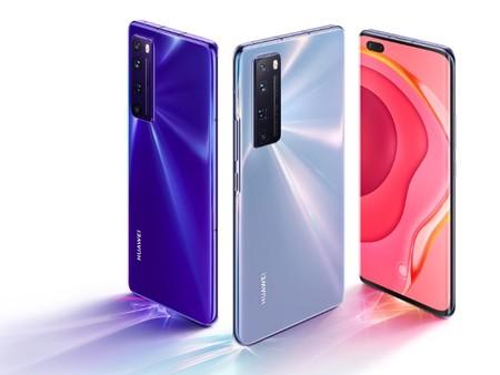 Huawei Nova 7 5G y Huawei Nova 7 Pro 5G: OLED perforados, 5G y un gran zoom óptico para dos nuevas gamas altas