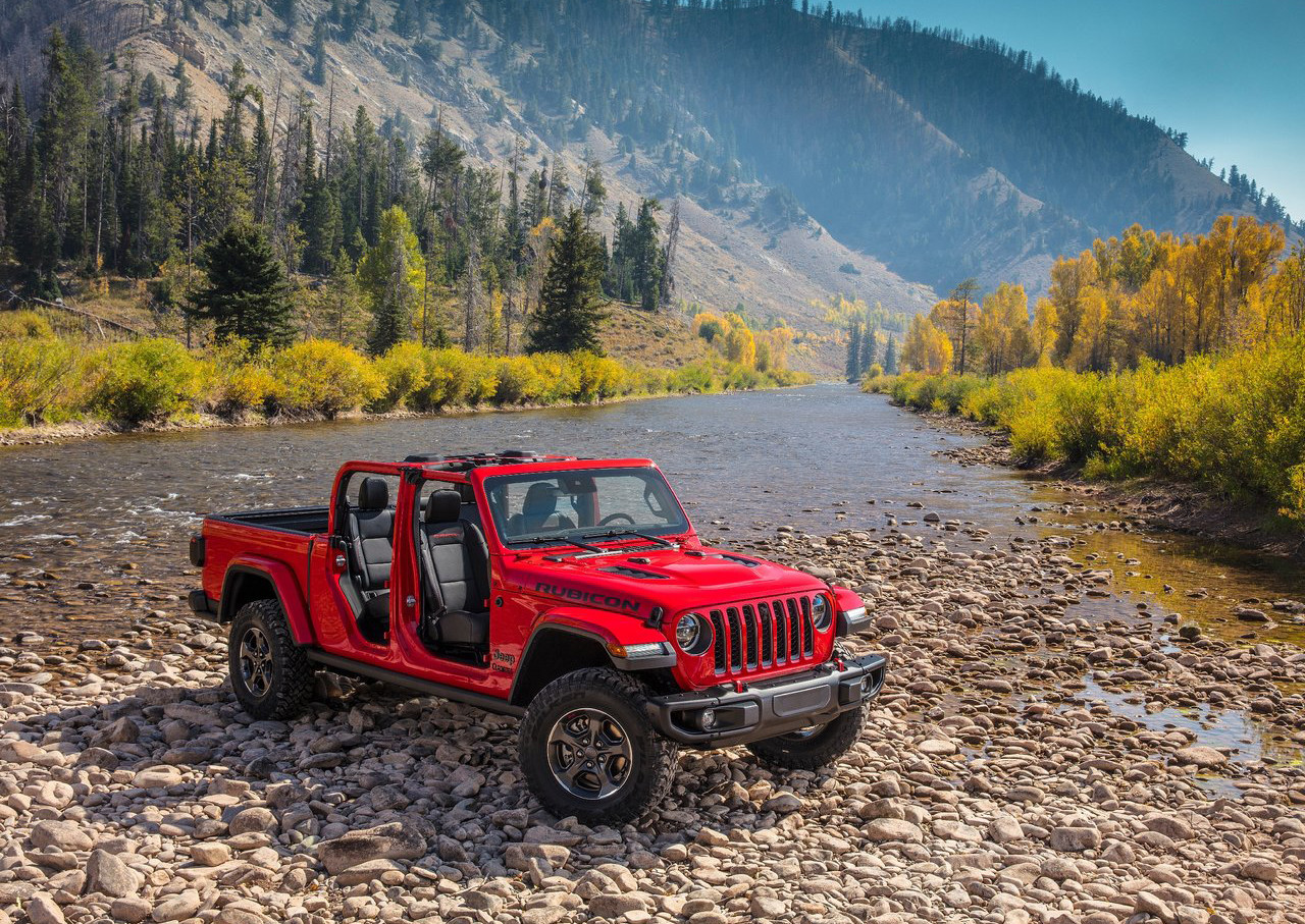 Foto de Jeep Gladiator 2020 (40/51)