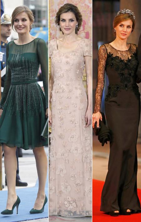 Letizia Ortiz mejor vestidas 2013