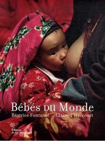 """Libro """"Bébés du monde"""""""