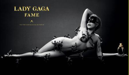 "Lady Gaga se desnuda para anunciar Fame, su perfume que huele a ""prostituta cara"""