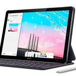 Huawei MatePad 10.8: una tablet potente con gran batería y perfecta como soporte multimedia