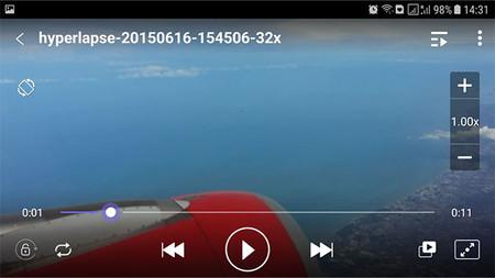 el mejor reproductor de videos 4k para android