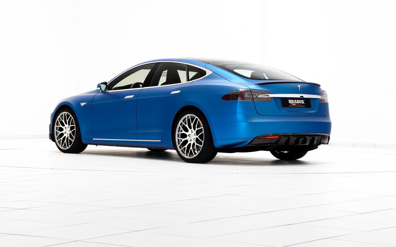 Foto de Brabus Tesla Model S P85D (6/23)
