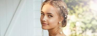 Nueve peinados con trenzas ideales para una relajada y romántica boda de verano