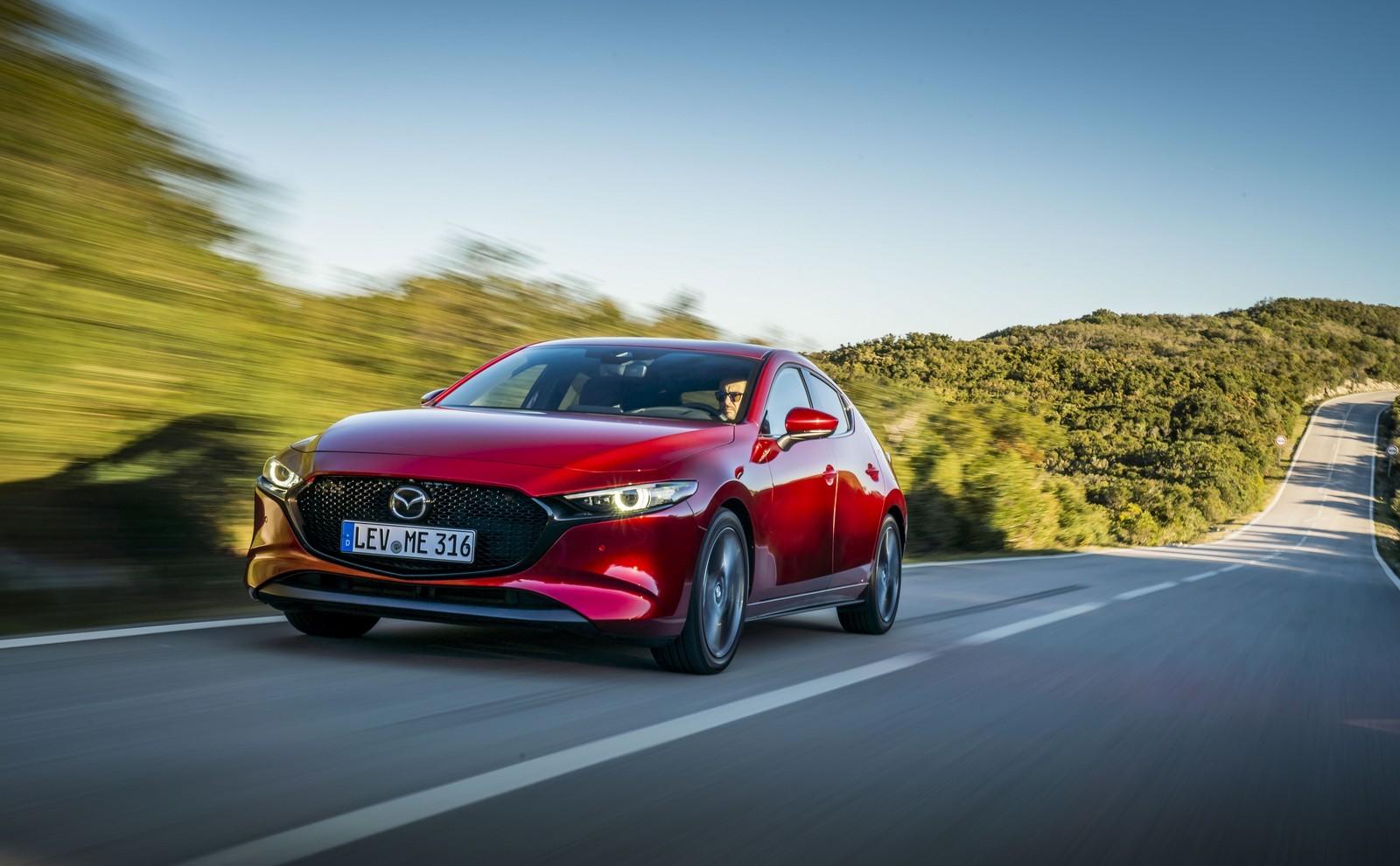 Foto de Mazda3 2019 (51/128)