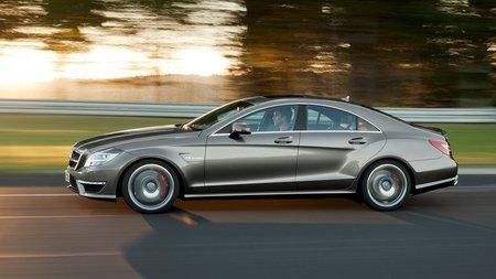 Mercedes-Benz CLS 63 AMG 2011