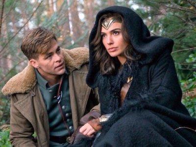 'Wonder Woman', nuevas imágenes y sinopsis de la película con Gal Gadot y Chris Pine
