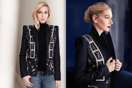 Sabine Getty Schiaparelli Zodiac Jacket 03