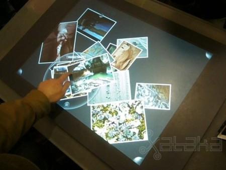Microsoft Surface SP1, mejorando la mesa interactiva