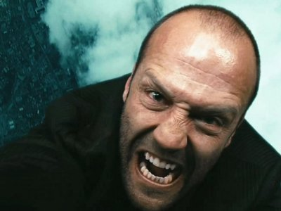 Jason Statham luchará contra un gigantesco tiburón en 'Meg'