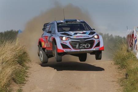 Hyundai decidirá el futuro de Juho Hänninen tras el Rally de Finlandia