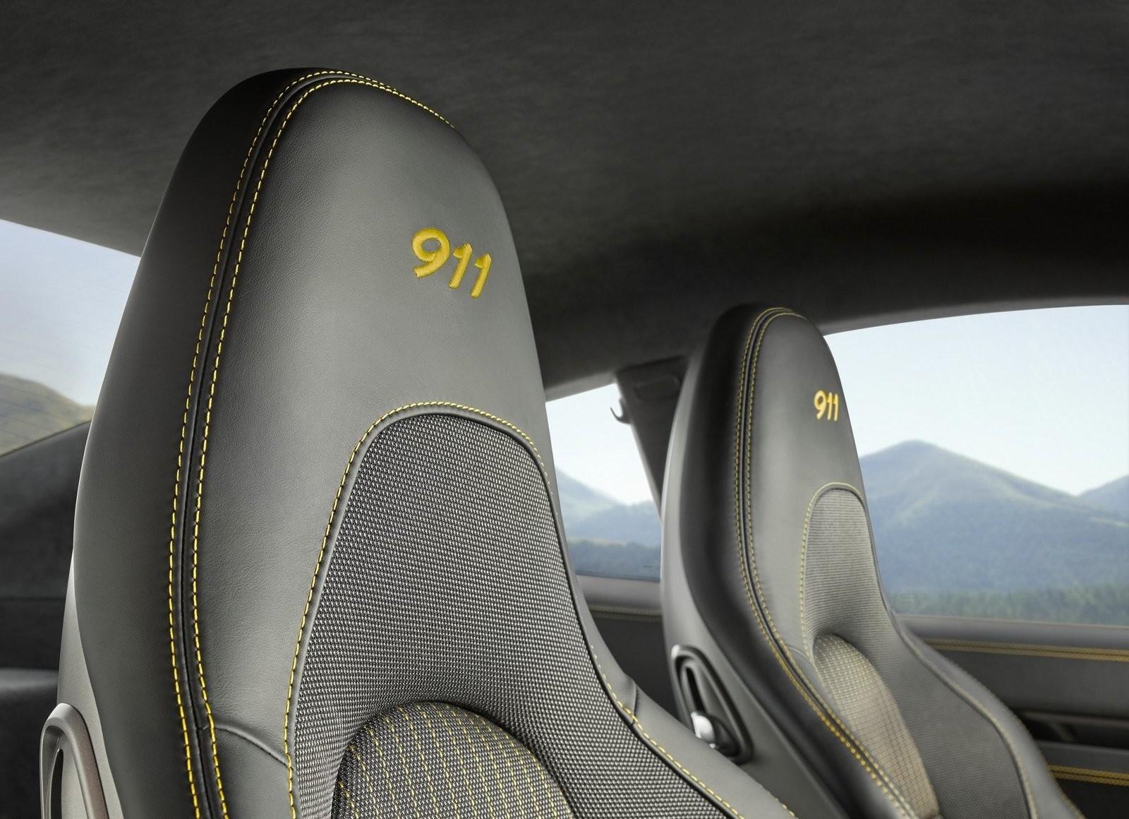 Foto de Porsche 911 Carrera T (11/13)