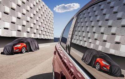 El Ford C-MAX actualizado se revelará en París