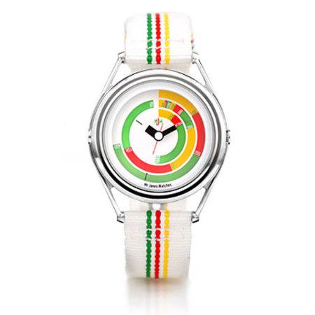 El reloj de los records olímpicos