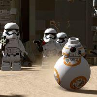Star Wars: El Despertar de la Fuerza tendrá su propio videojuego de LEGO