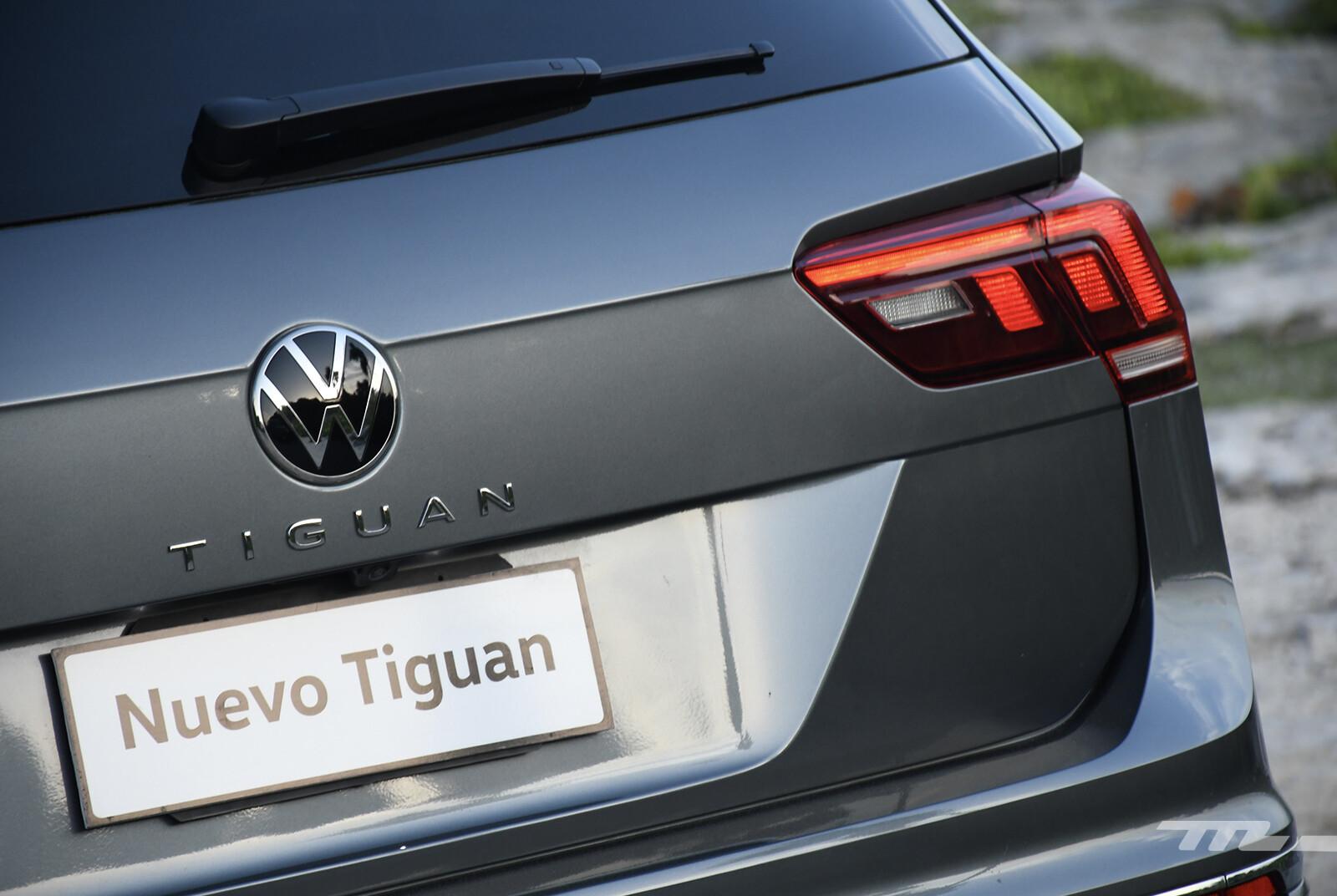 Foto de Volkswagen Tiguan 2022 (lanzamiento) (7/22)