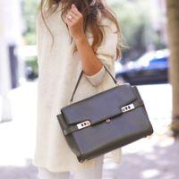 Duelo de bolsos: cuando una blogger coincide con Olivia Palermo
