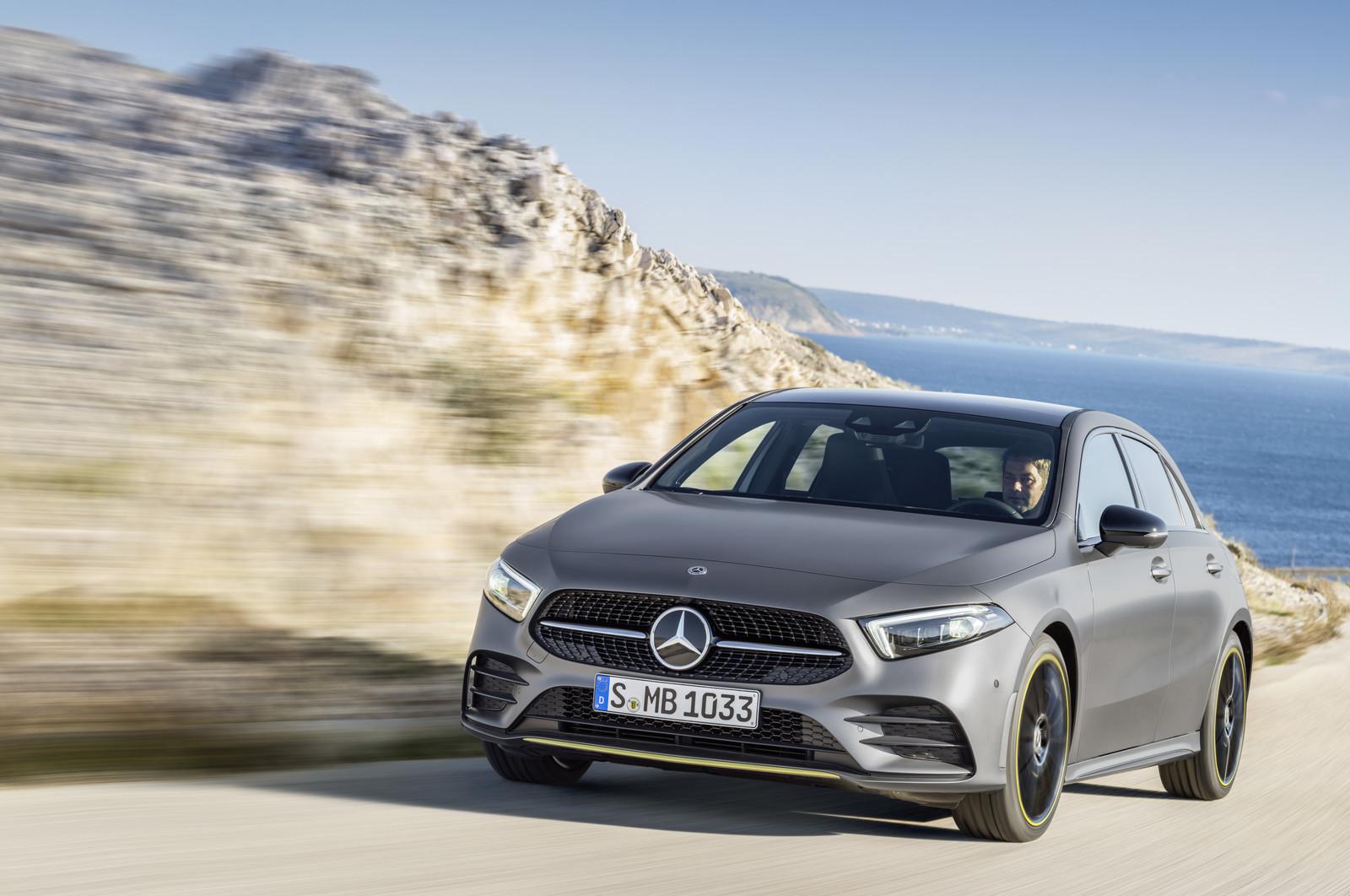 Foto de Mercedes-Benz Clase A 2018 (51/139)
