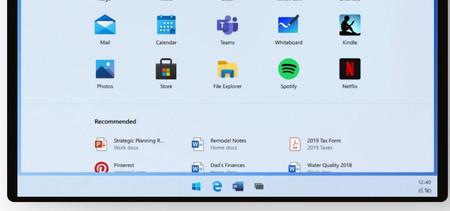 Nuevas capturas de Windows 10X muestran a un sistema operativo que mezcla conceptos del móvil y de escritorio