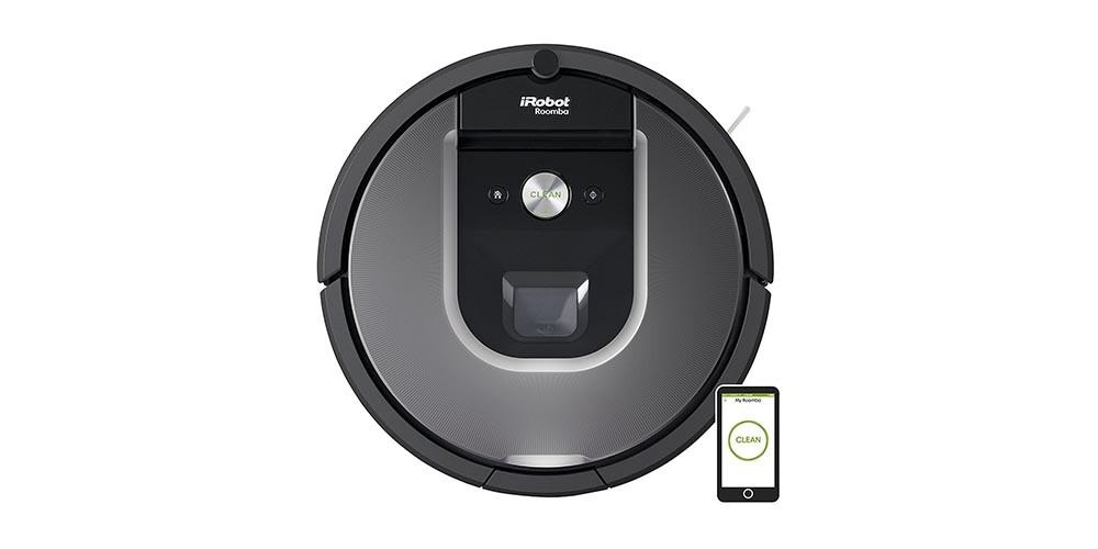 De nuevo en oferta hasta la medianoche, el robot aspirador Roomba 960 te sale hoy 225 euros más barato