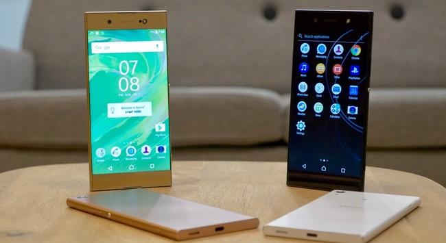 Los Sony Xperia XA1 y XA1 Ultra llegarán a Europa el 10 de abril y desde 260 euros