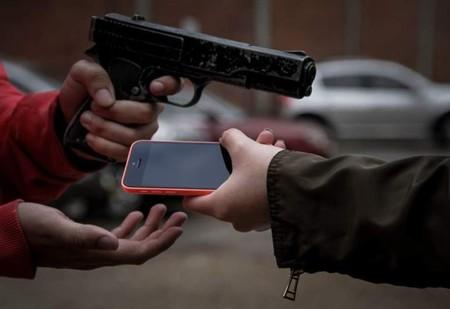 Robo Smartphones Cdmx