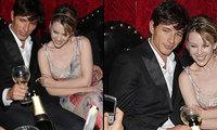 ¿Hay romance entre Kylie Minogue y Andrés Velencoso?