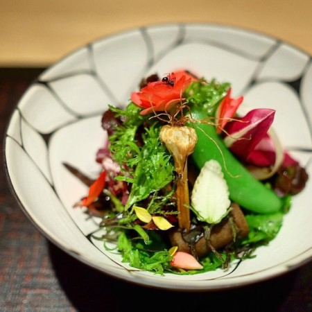 ¿Obras de arte o comida de verdad? Un restaurante en Tokyo puede presumir de las dos cosas