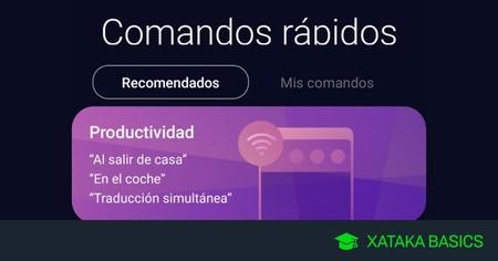 Rutinas de Bixby: qué son los comandos rápidos y cómo se configuran