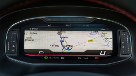 Seat Virtual Cockpit