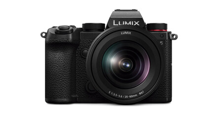 Panasonic Lumix S5 20 60 Mm