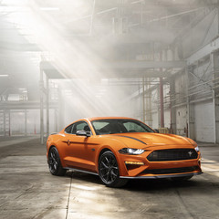 Foto 1 de 20 de la galería ford-mustang-high-performance-package-2020 en Motorpasión