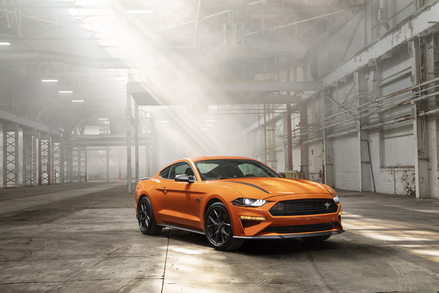 Foto de Ford Mustang High Performance Package 2020 (1/20)