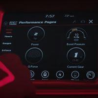 El último video del Dodge Challenger Demon muestra lo que puede ser su tiempo de aceleración 0 - 100 km/h