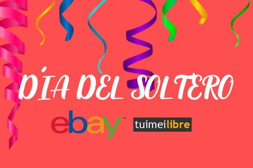 Las mejores ofertas del Día del Soltero en productos Apple de eBay y Tuimeilibre