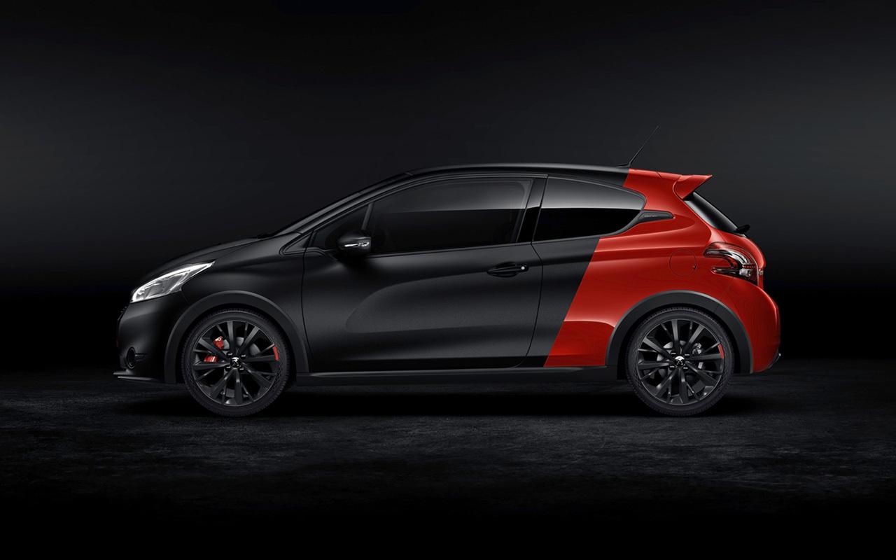 Foto de Peugeot 208 GTi 30th (3/8)