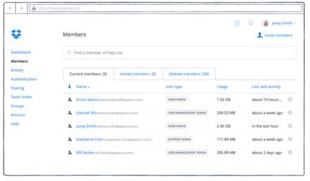 Dropbox para usuarios o versión de negocios, ¿cuál utilizamos en la empresa?