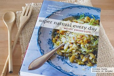 Super Natural Everyday. Libro de cocina