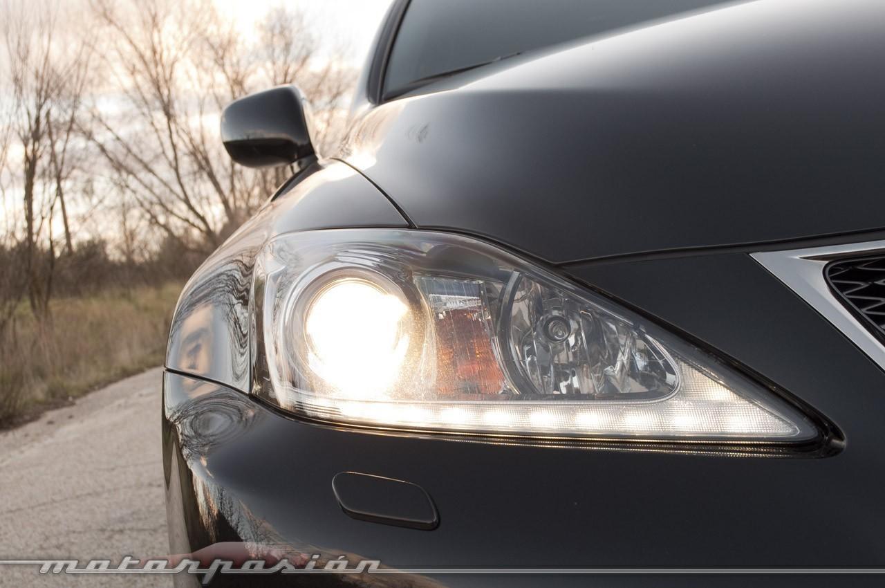 Foto de Lexus IS F (prueba) (9/46)