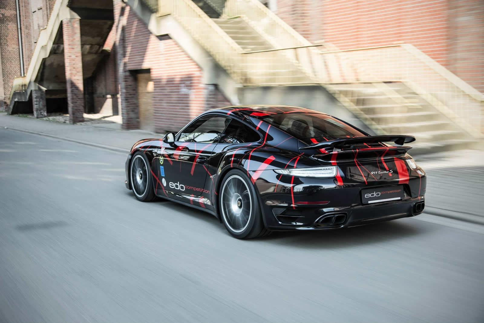 Foto de Edo Competition Porsche 911 Turbo S (7/15)