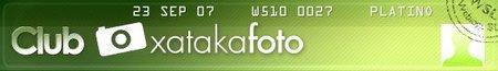 ¡Estrenamos el Club Xataka Foto! Participa y gana una Sony Nex-5