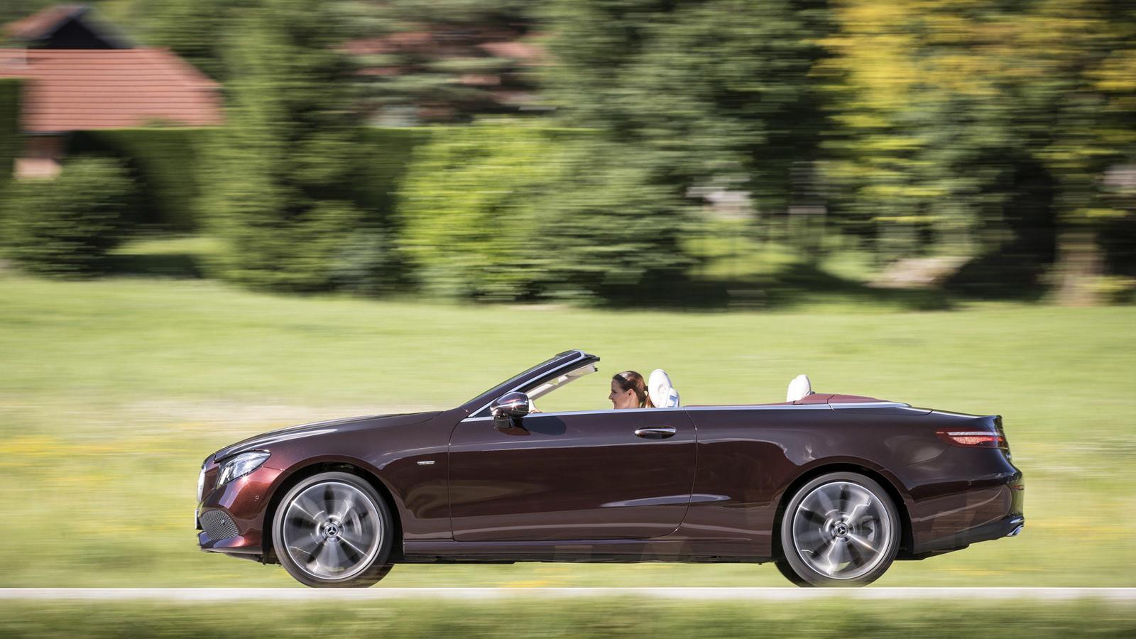 Foto de Mercedes-Benz Clase E Cabrio, toma de contacto (46/156)