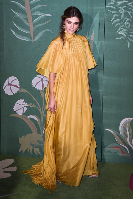 Elisa Sednaoui green carpet fashion awards 2019