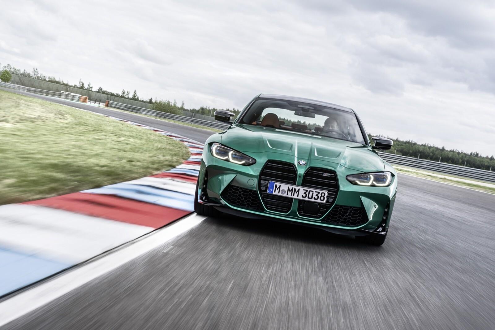 Foto de BMW M3 Competition 2021 (14/40)