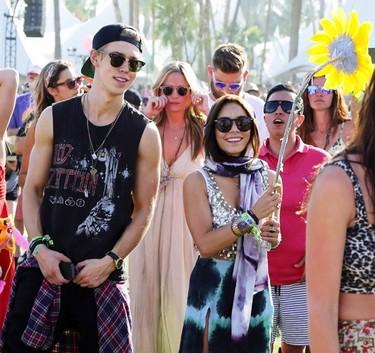 Seguimos con el Coachella ¡Lo que da de si un festival, diosito!