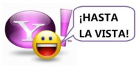 Yahoo Messenger para Vista ha sido descontinuado