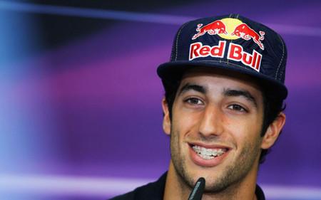 Un par de kilitos menos para Daniel Ricciardo