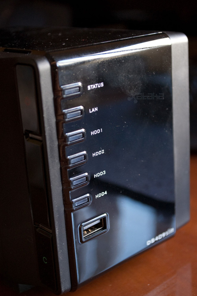 Foto de Synology DS409slim (16/19)